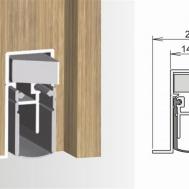 Brtve za drvena i čelična vrata-1
