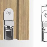 Brtve za drvena i čelična vrata-2
