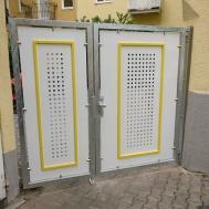 Prilazna vrata se sama zatvaraju - ali kako?-2