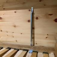 Uljni prigušivač kod sklopivih kreveta-3