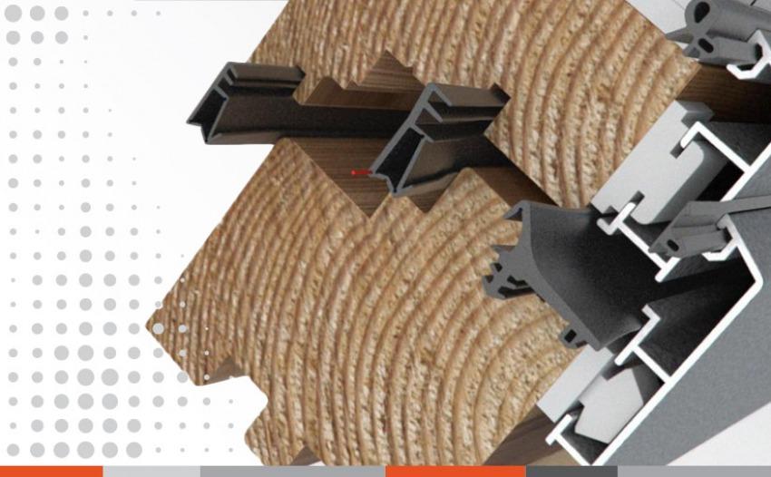 Brtve za ALU / PVC vrata i prozore