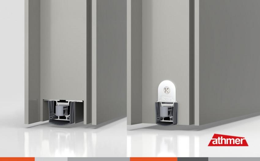 Talna tesnila za ALU in PVC vrata - Stadi