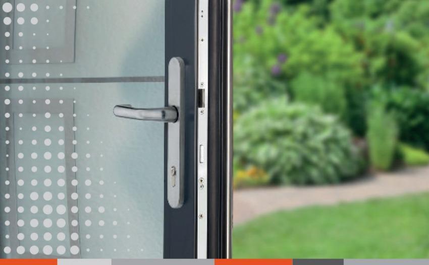 Okovi za ALU i metalna vrata