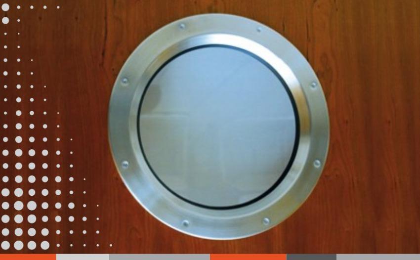 ROKU Round glazing system GHL