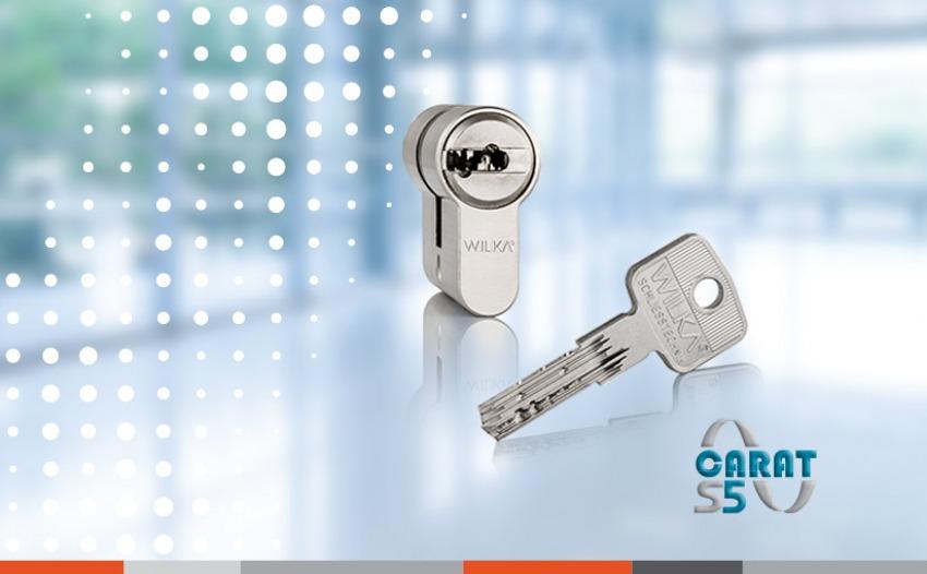 Sigurnosni cilindar / Carat S5
