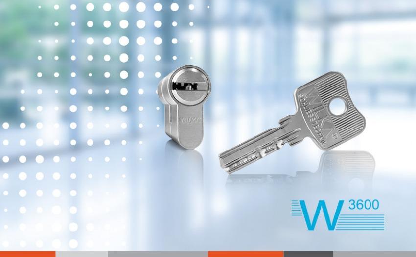 Cilindrični vložki z varnostnim ključem