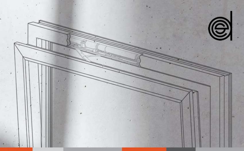 Ugradbeni automatski zatvarač za prozore