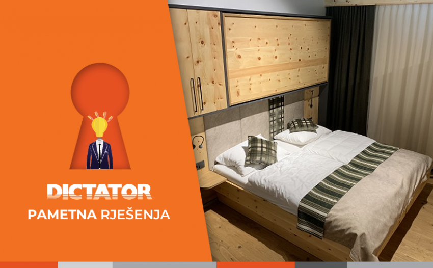 Uljni prigušivač kod sklopivih kreveta