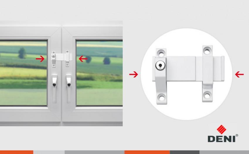 Zaključavanje prozora FSA2