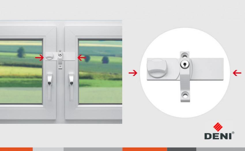 Zakretno zaključavanje prozora FS4